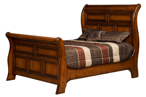 Quality, handcrafted furniture bed image