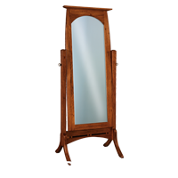 Signature Furnishings Floor Mirrors, Furniture Store Pueblo CO