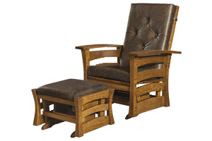Quality, handcrafted furniture chair image