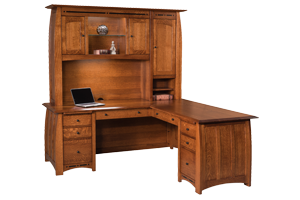 Quality, handcrafted furniture desk image