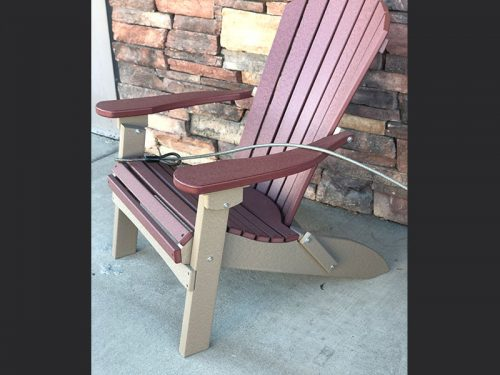 clearance adirondack folding chair 4