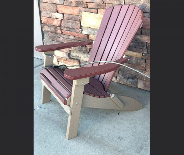 clearance adirondack folding chair 4