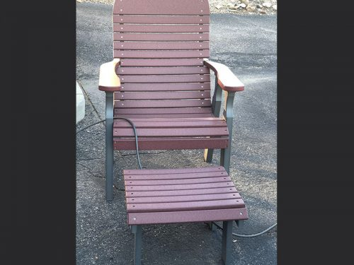 clearance easy back chair