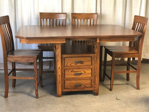 clearance kenwood table with leaf