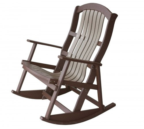The Classic Cottage Rocker From Signature Fine Furnishings