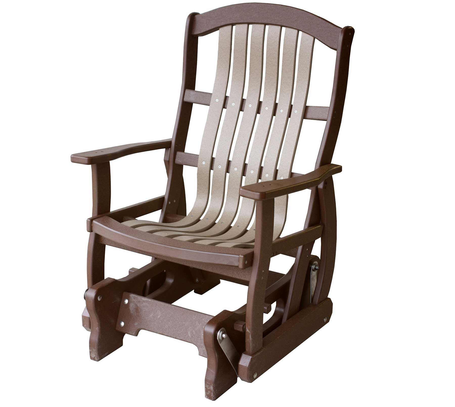The Classic Cottage Glider From Signature Fine Furnishings