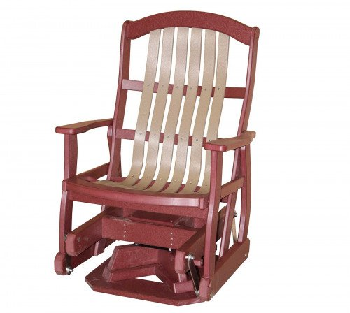 The Classic Cottage Swivel Glider From Signature Fine Furnishings