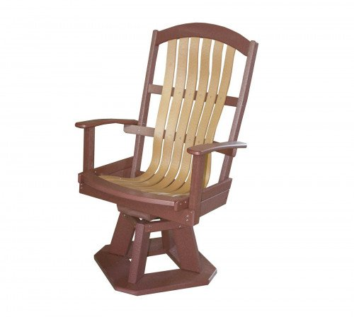 The Cottage Style Swivel Chair From Signature Fine Furnishings
