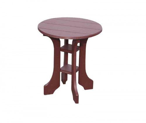 "The 20"" Round End Table From Signature Fine Furnishings"
