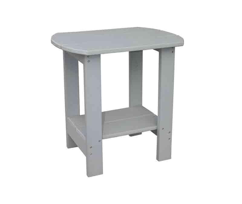 The Oval End Table From Signature Fine Furnishings
