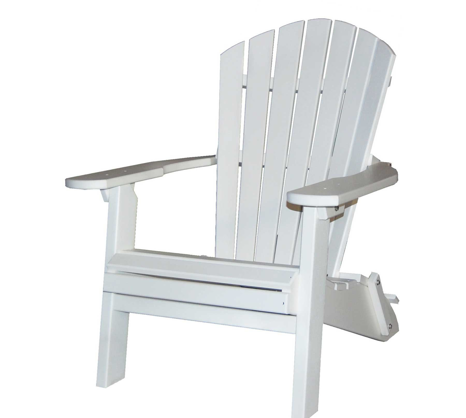 The Classic Adirondack Folding Chair From Signature Fine Furnishings