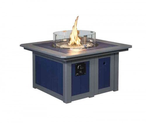 The Square Fire Pit Table From Signature Fine Furnishings