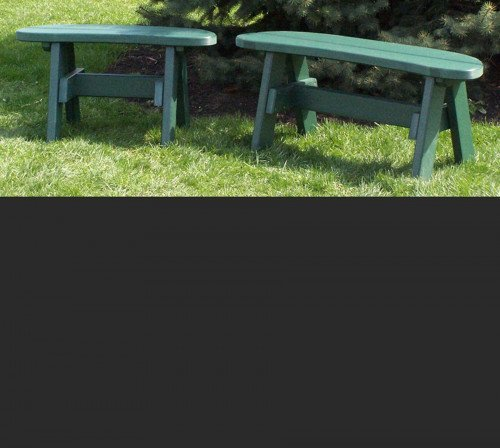 The Basic Garden Bench From Signature Fine Furnishings
