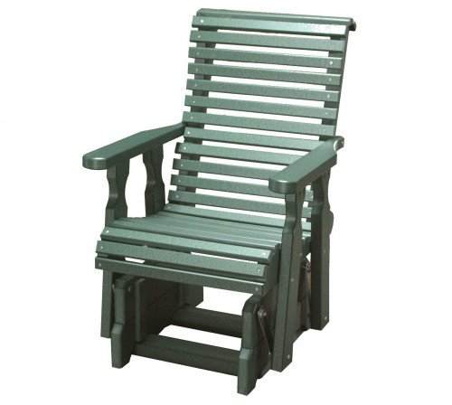 The Rollback Glider From Signature Fine Furnishings