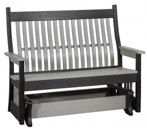 The Rexford Loveseat Glider From Signature Fine Furnishings