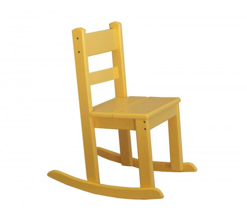The Child's Economy Rocker From Signature Fine Furnishings