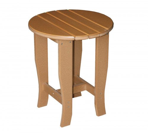 "The 19"" Round End Table From Signature Fine Furnishings"