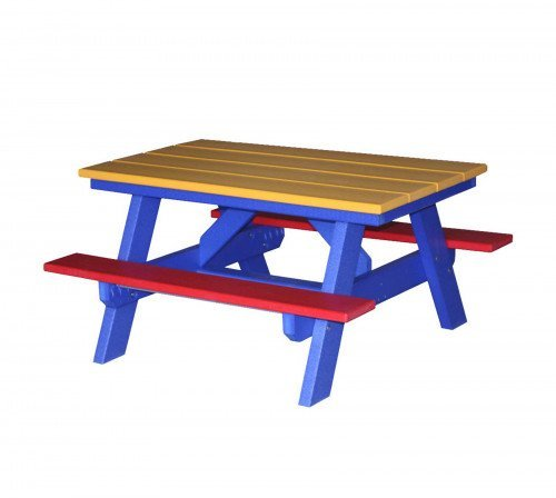 The Child's Picnic Table From Signature Fine Furnishings