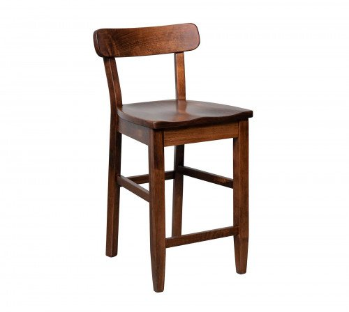 The Advance Stationary Barstool From Signature Fine Furnishings