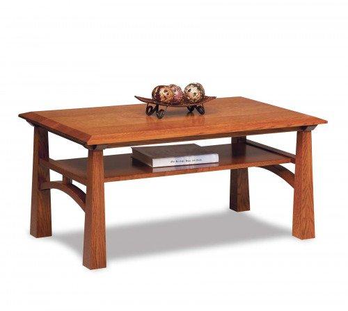 The Artesa Coffee Table From Signature Fine Furnishings
