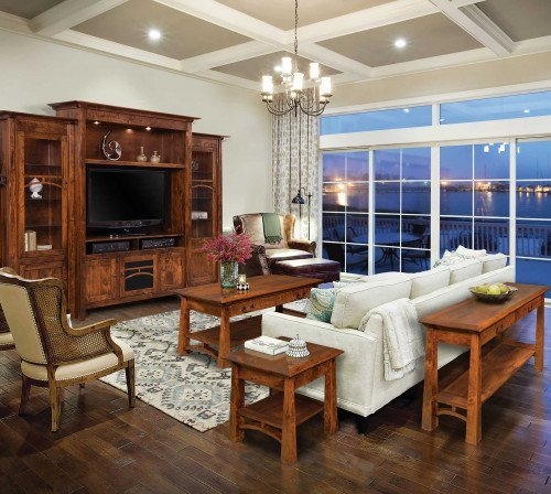 The Artesa Living Room Collection From Signature Fine Furnishings