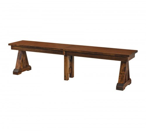 The Bailey Bench From Signature Fine Furnishings