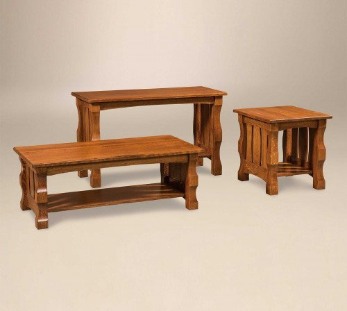 The Balboa Coffee Table From Signature Fine Furnishings