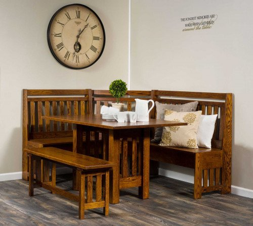 The Bay Hill Nook Set From Signature Fine Furnishings