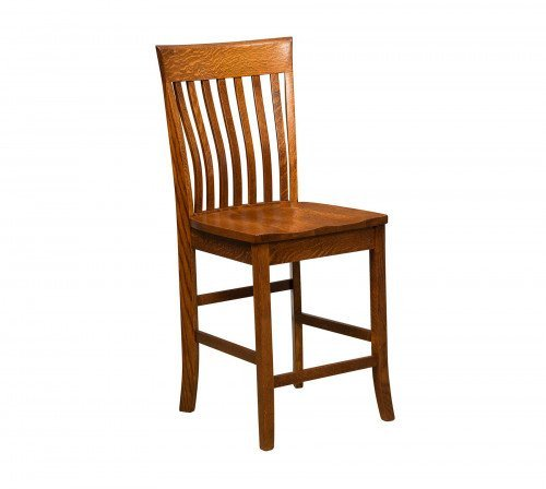 The Baytown Stationary Barstool From Signature Fine Furnishings