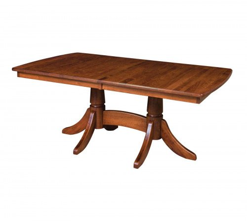 The Baytown Double Pedestal Table From Signature Fine Furnishings