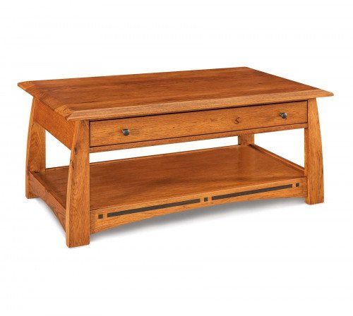 The Boulder Creek Coffee Table From Signature Fine Furnishings