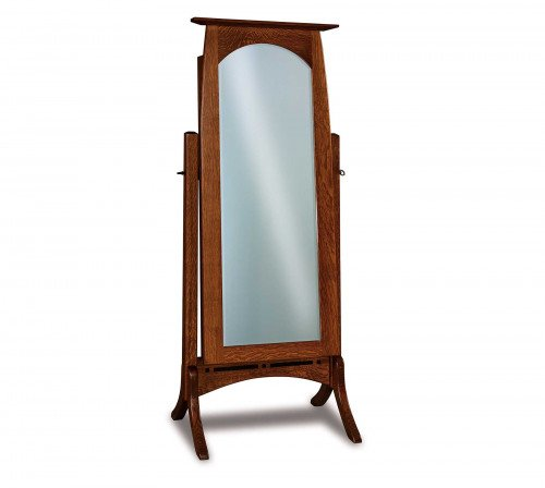 The Boulder-Creek-Jewelry-Mirror From Signature Fine Furnishings