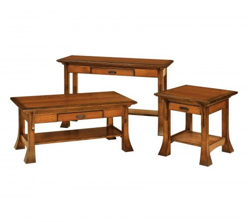 The Breckenridge Coffee Table From Signature Fine Furnishings