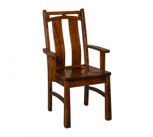 The Bridgeport Arm Chair From Signature Fine Furnishings