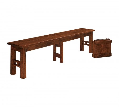 The Bridgeport Bench From Signature Fine Furnishings