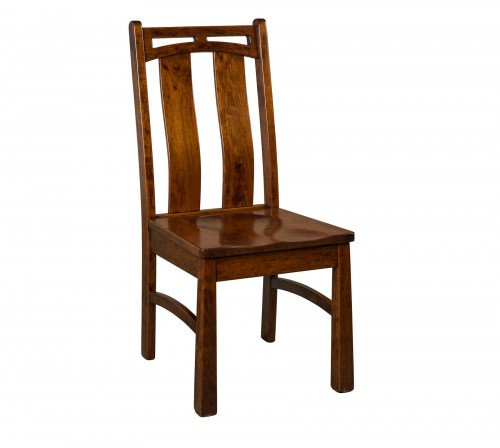 The Bridgeport Side Chair From Signature Fine Furnishings