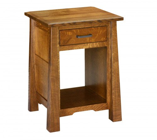 The Cambridge Open Nightstand From Signature Fine Furnishings