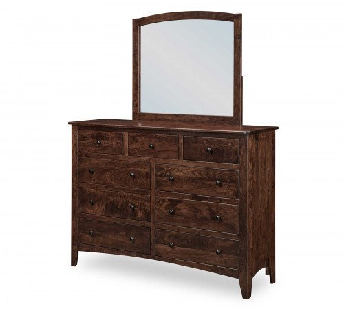 The Carlston 9-Drawer Dresser From Signature Fine Furnishings