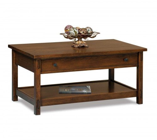 The Centennial Coffee Table From Signature Fine Furnishings