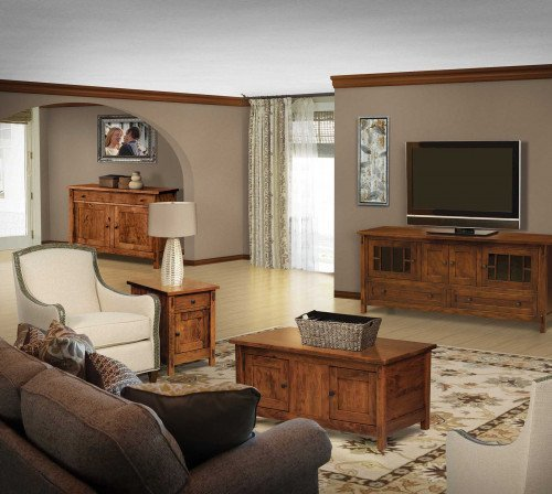 The Centennial Living Room Collection From Signature Fine Furnishings