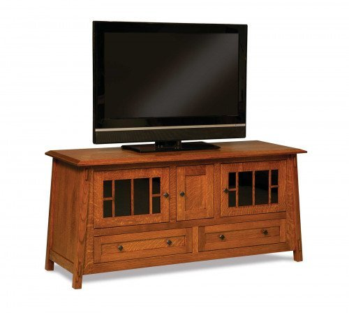 """The Colbran 61"""" Entertainment Center From Signature Fine Furnishings"""
