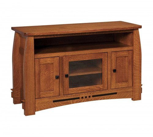 """The Colebrook 49"""" Entertainment Center From Signature Fine Furnishings"""
