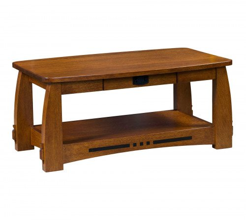The Colebrook Coffee Table From Signature Fine Furnishings