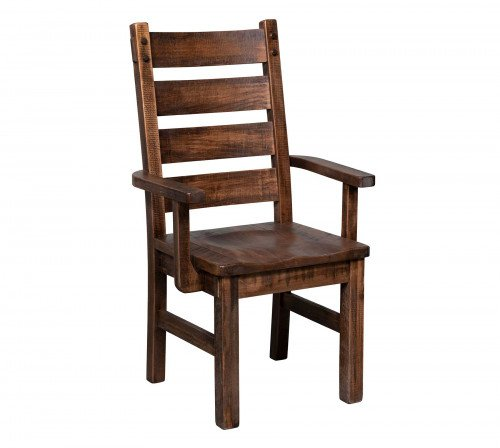 The Columbus Arm Chair From Signature Fine Furnishings