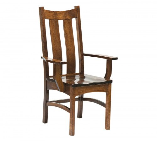 The Country Shaker Arm Chair From Signature Fine Furnishings