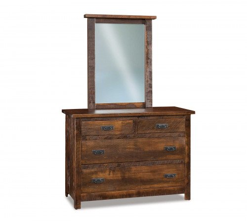 The Dumont-4-drawer-dresser From Signature Fine Furnishings