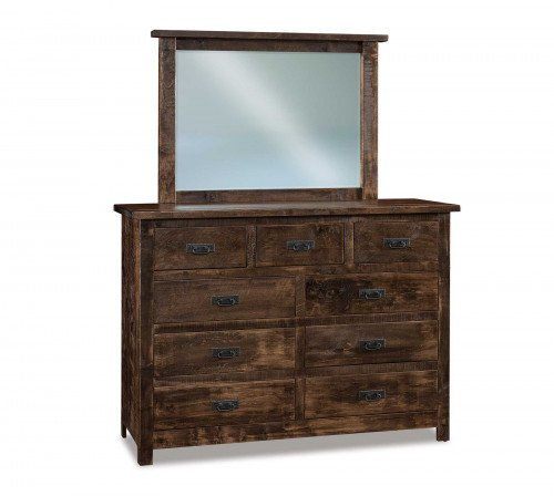 The Dumont-59 in. 9-drawer-Dresser From Signature Fine Furnishings