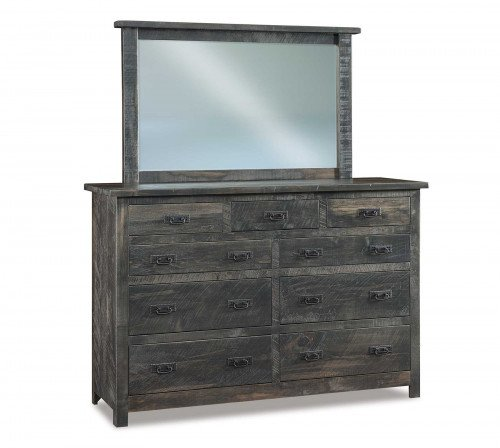 The Dumont-66 in. 9-drawer-Dresser From Signature Fine Furnishings