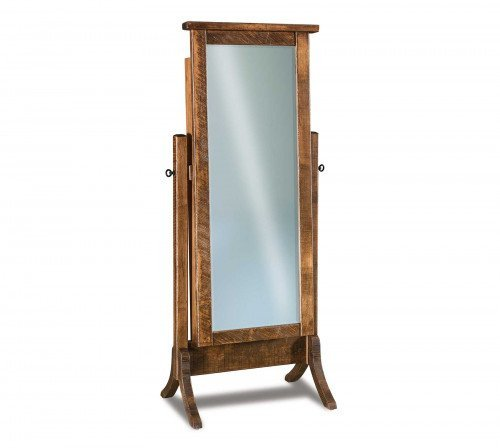 The Dumont Jewelry Mirror From Signature Fine Furnishings