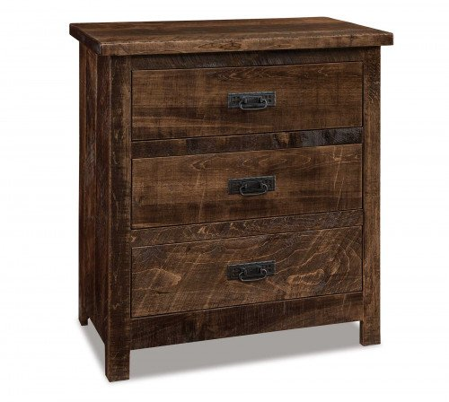 The Dumont-King-3-drawer-Nightstand From Signature Fine Furnishings